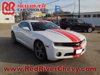 Our 2012 Chevrolet Camaro 1LT Coupe will fulfill your