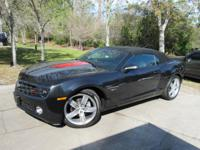 This 2012 Chevrolet Camaro 2dr 2dr Convertible 2LT