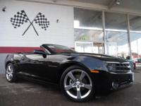 Options:  2012 Chevrolet Camaro Lt 2Dr Convertible