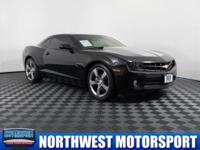 Clean Carfax Two Owner Coupe with Heated Seats!