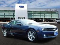2012 Chevy Camaro 2LT V6 Coupe 3.6L! Clean CARFAX