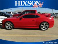 This 2012 Chevrolet Camaro 2LT is offered to you for