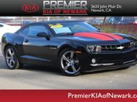 This 2012 Chevrolet Camaro 2LT is proudly offered by