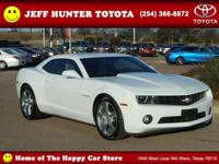 New Arrival! This 2012 Chevrolet Camaro 2LT will sell