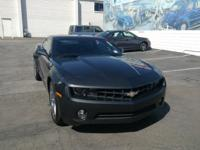Options:  2012 Chevrolet Camaro 2Lt With 65|446 Miles.