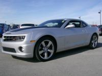 Camaro SS 2SS, 6.2L V8 SFI, and 6-Speed Manual. Take a