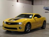 *FEATURES: *RS PACKAGE* CAMARO 2SS WITH HURST SHORT