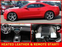 REMOTE START, HEAD UP DISPLAY, LEATHER SEATS, HEATED