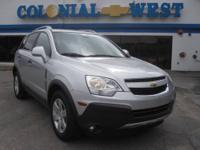 EPA 28 MPG Hwy/20 MPG City! CARFAX 1-Owner, Excellent