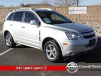 Captiva Sport LTZ and AWD. You Win! My! My! My! What a