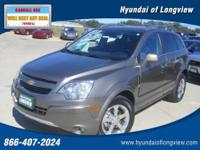 Hyundai of Longview presents this CARFAX 1 Owner 2012