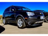 This 2012 Chevrolet Captiva Sport has a 2.4 liter 4