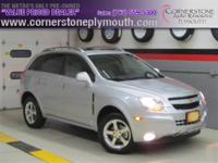 This 2012 Captiva Sport LT has less than 11k miles. New