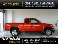 2012 Chevrolet Colorado 2LT Automatic Locking Rear