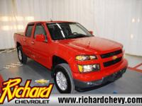 2012 Chevrolet Colorado Crossover LT w/1LT Our Location