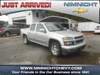 CARFAX 1-Owner, Chevrolet Certified, ONLY 45,223 Miles!
