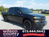 2012 Chevrolet Colorado 3LT 5.3L V8 SFI Black CARFAX