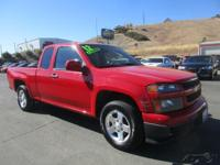 Options:  2012 Chevrolet Colorado 1Lt|2.9L I4