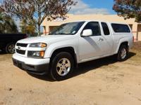 Options:  2012 Chevrolet Colorado 1Lt|Miles: