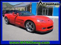 Corvette Grand Sport, 6.2 L V8 SFI, Torch Red, 4lt