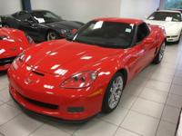This 2012 Corvette Z06 is absolutely stunning in Torch
