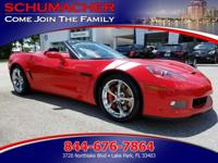 Options:  2012 Chevrolet Corvette Gs Z16 3Lt| |Front