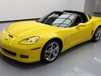 2012 Chevrolet Corvette with Z51 Performance/Handling