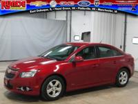 Exterior Color: burgundy, Body: Sedan, Engine: 1.4L I4