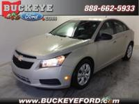 Wow! Check out this Great Looking Cruze! It comes set