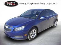 Our 2012 Cruze LT is another excellent example of what