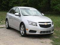 CARFAX 1-Owner, Chevrolet Certified. FUEL EFFICIENT 38