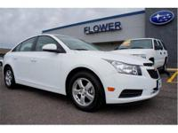 2012 Chevrolet Cruze 4dr Car Our Location is: Flower
