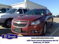 2012 Chevrolet Cruze 4dr Car LT w/1LT Our Location is: