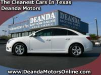 2012 Chevrolet Cruze 4dr Car LT w/1LT RS Our Location