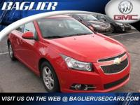 2012 Chevrolet Cruze 4dr Car LTZ Our Location is: