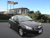 2012 Chevrolet Cruze 4dr Sdn LS Our Location is: First