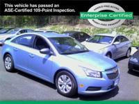 2012 Chevrolet Cruze 4dr Sdn LS Our Location is: