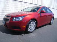 2012 Chevrolet Cruze 4dr Sedan ECO ECO Our Location is: