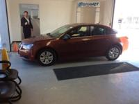2012 Chevrolet Cruze LS, MotorTrend Certified, and