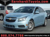 We are excited to offer you this 1-OWNER 2012 CHEVROLET
