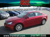 Exterior Color: crystal red tintcoat, Body: Sedan,