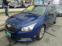 Options:  2012 Chevrolet Cruze Ls|Our 2012 Chevrolet