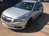 We are excited to offer this 2012 Chevrolet Cruze. Your