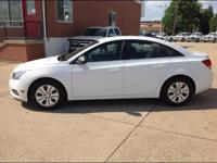 Options:  2012 Chevrolet Cruze Ls|Ls 4Dr Sedan|Gm