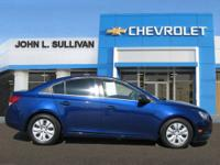 Only one owner! A great deal in Roseville! Chevrolet