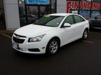 This 2012 Chevrolet Cruze LT w/1LT is provided