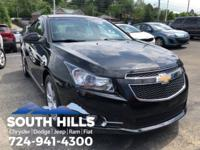 2012 Chevrolet Cruze 2LT RS Package, Heated front