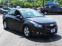 Cruze 1LT CARFAX One-Owner. 1XF Driver Convenience