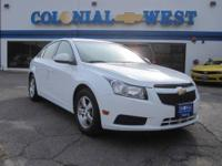 The Cruze has been the top selling vehicle in it's