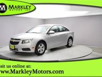 Check out our 2012 Chevrolet Cruze 1LT with its elegant